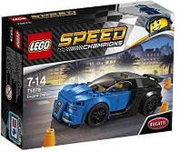 Конструктор LEGO Speed Champions 75878 Bugatti Chiron