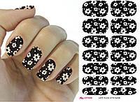 Наклейки для дизайна ногтей № 11, фото 1