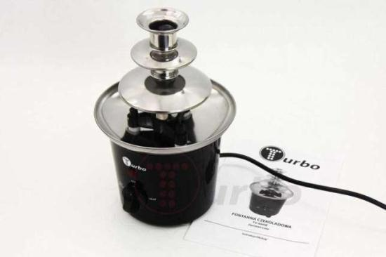 Шоколадный фонтан Turbo TV-660W