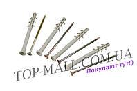 Дюбель быстрый монтаж (ДБМ) Wave - 10 х 160 мм, потай (50 шт.)