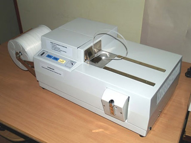 УНА-001 Ленточный упаковщик банкнот