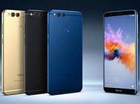 """Смартфон Huawei Honor 7x 4/32Gb, 16+2/8Мп, 5.93"""" IPS, 2 sim, 4G, 3340мАh, HiSilicon Kirin 659, 8 ядер, фото 1"""