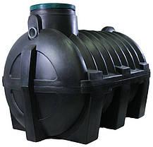 Дарим 1053 грн на доставку. Септик, отстойник 3000 литров для автономной частной канализации GG, фото 3