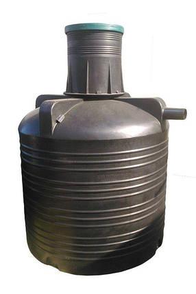 Дарим 1024 грн на доставку. Яма выгребная 3000 литров, септик, канализация автономная, сливная, сточная, помойная, фото 2