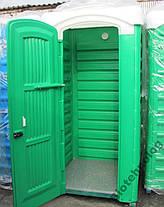 Дарим 243 грн на доставку. Кабина пустая для биотуалета, туалета для дачи, инвентаря садовая, дачная, фото 3