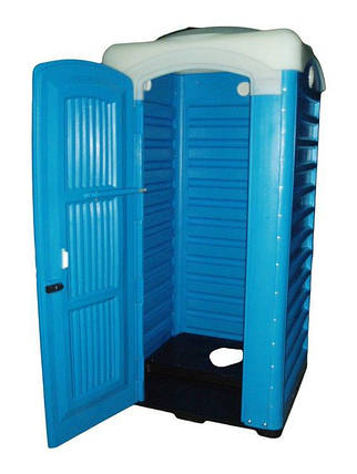 Дарим 426 грн на доставку. Туалет с чашей генуя для септика, выгребной ямы, биотуалет на дачу дачный, фото 2
