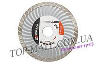 Алмазный диск Falc - 230 мм, турбоволна