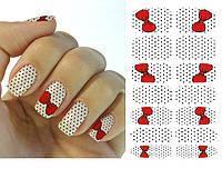 Наклейки для дизайна ногтей № 08, фото 1