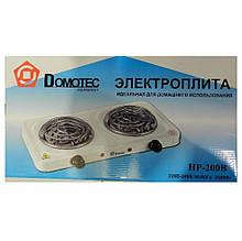 Плита электрическая переносная Domotec -200B