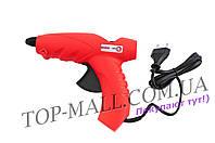 Пистолет клеевой Intertool - 200 Вт, 18 г/мин