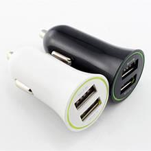 Автомобильный USB адаптер в прикуриватель 12V-3.6A
