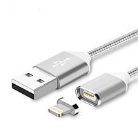 Магнітний кабель lightning для iPhone (iPhone 5, iPad 4, iPod Touch 4G і новіше)