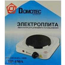 Электроплита domotec HP 150a