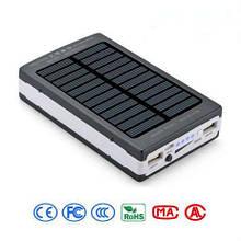 Зарядний Power Bank + Solar Panel 25000mAH РОЗПРОДАЖ!!!
