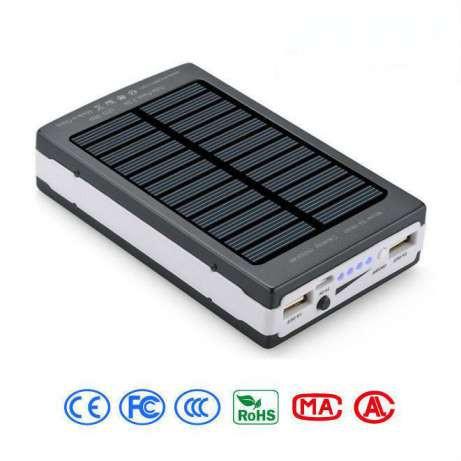 Зарядное Power Bank + Solar Panel 25000mAH РАСПРОДАЖА!!!