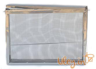 Изолятор сетчатый оцинкованный на улей типа «Дадан» на 1 рамку