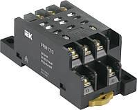 Разъем РРМ78/4 (PYF14A) для РЭК78/4 (MY4) модульный IEK
