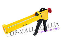 Пистолет для силикона Topex - пластмассовый, 225 мм