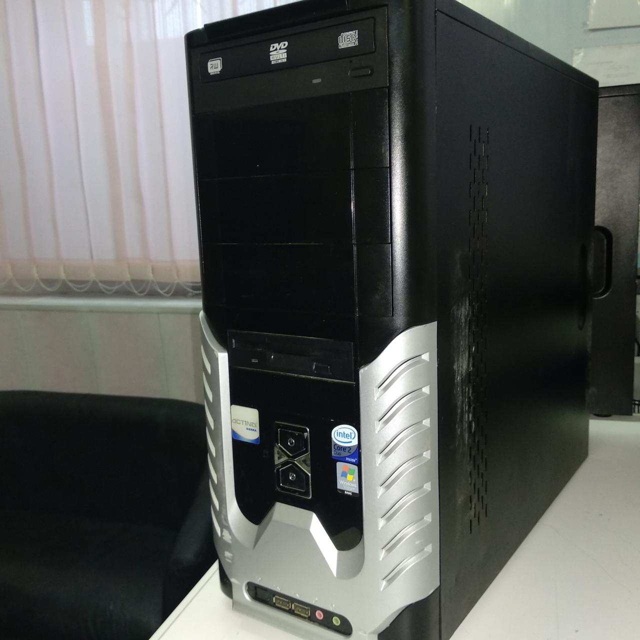 Настольный компьютер   i3-2100 3,1GHz/4Gb DDR3/HDD 250Gb