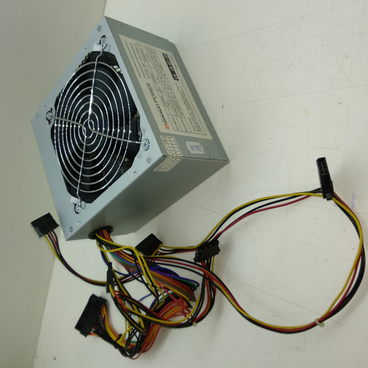 Блок питания ATX 400W  BaditPower ATX 400W-12