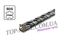"Бур SDS-max Intertool - 10 х 400 мм, ""Quadro"""