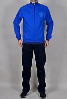 Зимний спортивный костюм Puma голубой
