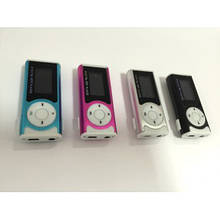 MP3 плеер с дисплеем 339 Pink