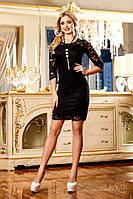 Гипюровое платье SV1169, фото 1
