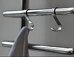 Аксессуари для полотенцесушителей (крючки,полки)