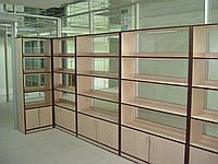 Мебель для магазина на заказ №3