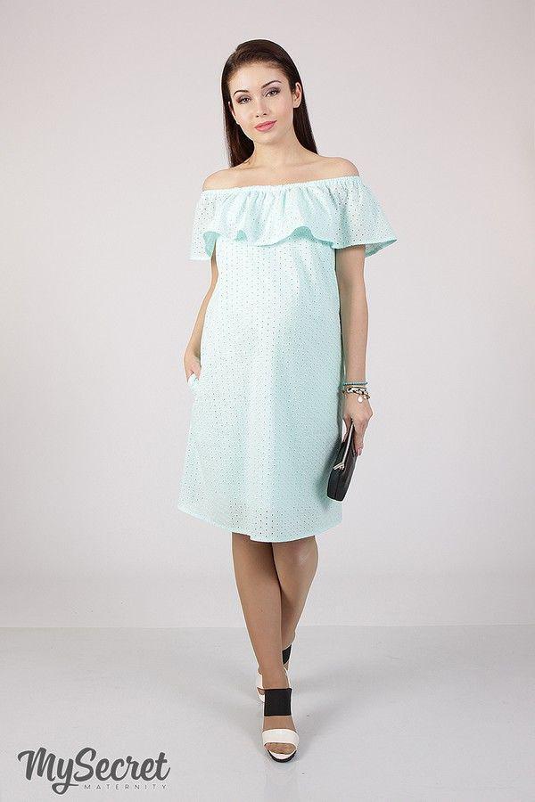 242ca5e2422 Летний сарафан для беременных и кормления р. 48 ТМ Юла Мама Elezevin  DR-28.041