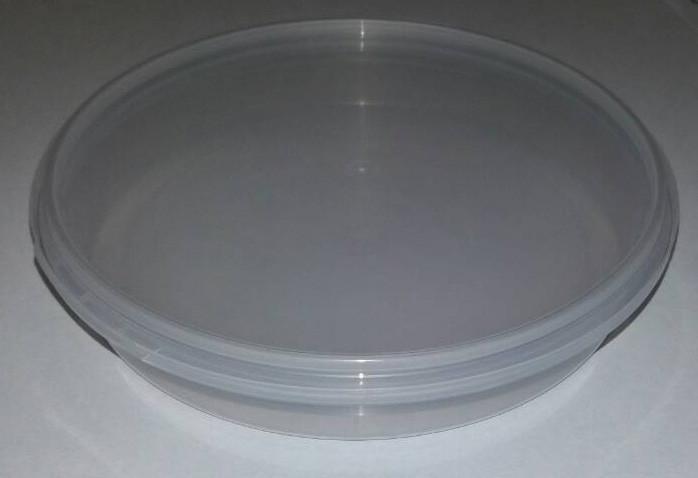 Банка (судок, контейнер, шайба, емкость) для пресервов, меда, икры (V=0,18л.), 50 шт/пач