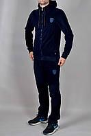 Зимний спортивный костюм Puma темно-синий