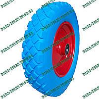 Колесо для тачки 4.80/4.00-8 пенополиуретановое (проколобезопасное), под ось 20 мм
