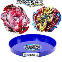 Набор Бейблейд Beyblade Burst Взрыв Storm Spriggan Spryzen и Xeno Xcalius