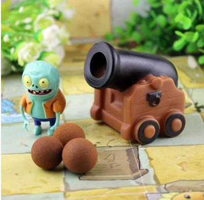 Игрушка Растения против зомби Пушка Plants vs zombies, фото 1