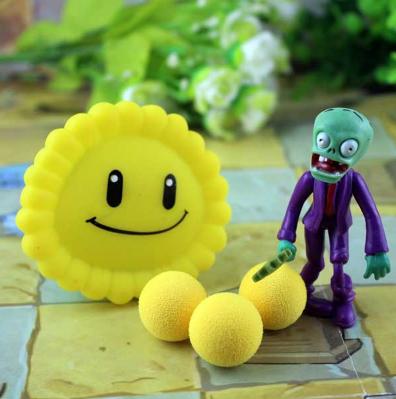 Игрушка Растения против зомби Солнышко Plants vs zombies