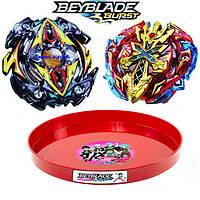 Набор Бейблейд Beyblade Burst Взрыв Xeno Xcalius и Zillion Zeus