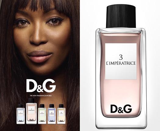 Dolce & Gabbana 3 L'Imperatrice, Дольче Габбана Императрица 3