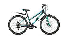 Горный дамский велосипед Intenzo Delta disk 26 (2018) new