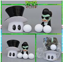 Іграшка Рослини проти зомбі Білий гриб Plants vs zombies
