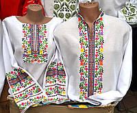 Парні вишиванки Вышиванки для пары в Украине. Сравнить цены ca1c61a6660e9