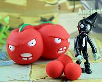 Игрушка Растения против зомби Вишни Plants vs zombies, фото 1