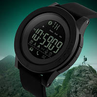 Часы наручные с Bluetooth Skmei Innovation 1255 черные