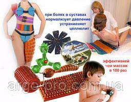 Аппликатор Ляпко (все виды, коврик большой, валик, шанс, пояс, лента, квадро, стельки)