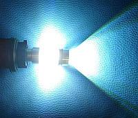 Лампа светодиодная P21W BA15S для ДХО, фонарей заднего хода.
