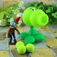 Игрушка Растения против зомби Двойной горохострел Plants vs zombies, фото 1