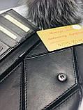 Женский кожаный кошелек, фото 3