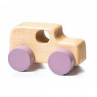 Машинка -мини деревянная, 13227