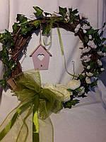 Венок весенний декоративный(пасхальный)